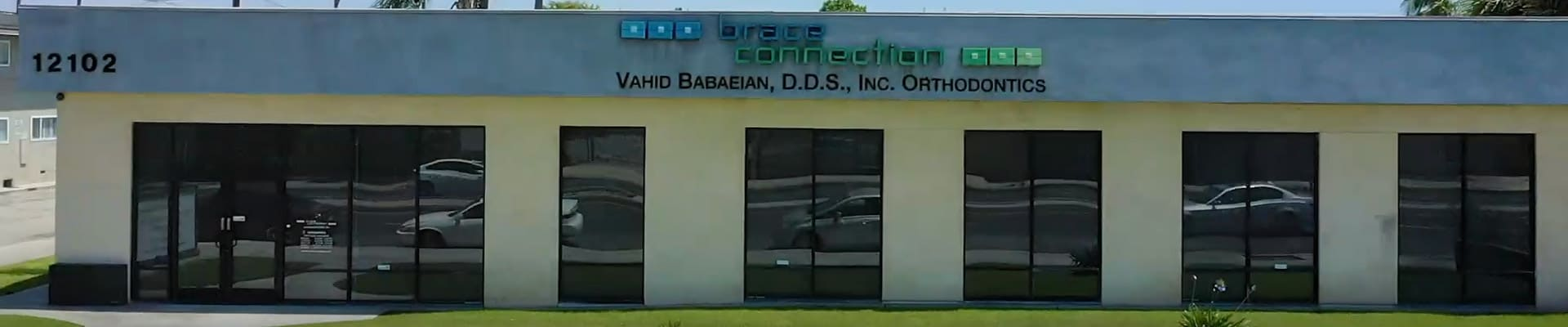 Office location at Brace Connection in Downey, CA